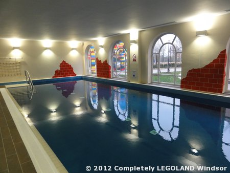 Swimming pool!